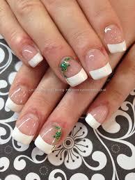 shamrock nail art choice image nail art designs