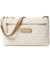 light pink michael kors wristlet michael michael kors signature jet set large wristlet handbags