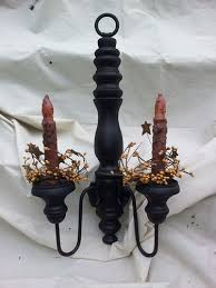 Electric Candle Sconce 234 Best Primitive Electric Candles Images On Pinterest Country