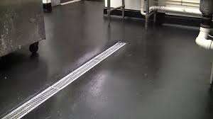 Commercial Kitchen Flooring Industrial Commercial Kitchen Polyurea Flooring Southeastern