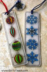 bookmark craft got to teach
