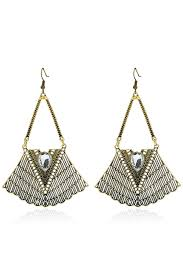 karigari earrings hollow out retro tribal dangle earrings fashion earrings trendy