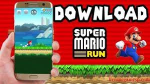 mario apk mario run apk free version