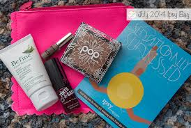Superb Sample Of July 2014 by July 2014 Ipsy Bag Pretty Neat Living