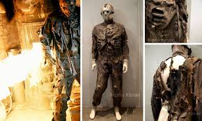jason costumes the prop museum friday the 13th part 7 the new blood