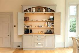 kitchen storage cabinets with glass doors tall kitchen storage cabinet evropazamlade me