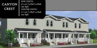 multi family homes northstar homes
