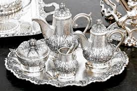 Silver Items Is My Sheffield Silver Tea Set Worth Anything Precious Metal
