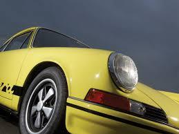 Porsche 911 Yellow - rm sotheby u0027s 1973 porsche 911 carrera rs 2 7 sports lightweight
