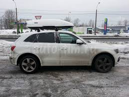 Audi Q5 Thule Motion 900 - автомобильный бокс thule motion белый глянец