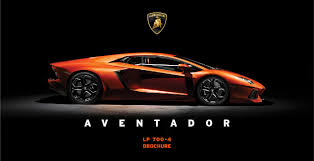 information on lamborghini aventador lamborghini aventador brochure on behance