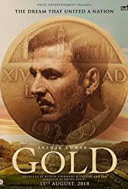 gold 2018 imdb