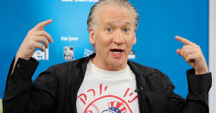 bill maher jokes about n korea and asian nail salon workers