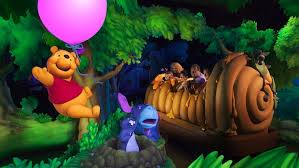 winnie the pooh the many adventures of winnie the pooh attractions disneyland