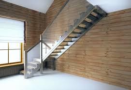 garde corps bois escalier interieur garde corps escalier prix moyen des différents matériaux et modèles