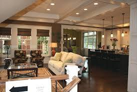 open concept cottage floor plans open concept house plans l shaped kitchen layouts design plansopen