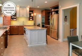 Tiles For The Kitchen Floor The Comprehensive Guide To Kitchen Flooring Options Home