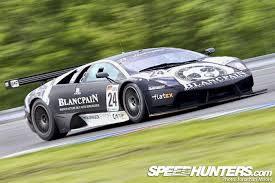 lamborghini murcielago racing car spotlight reiter lamborghini murcielago strada speedhunters