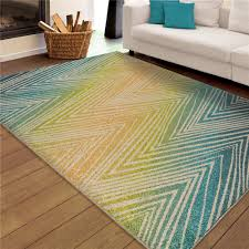 5 X 8 Area Rugs by 1840 5x8 Orian Rugs 1840 5x8 Indoor Outdoor Southwest Links Ikat