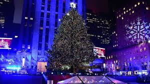 time is the 2016 rockefeller tree lighting ceremony in new york city