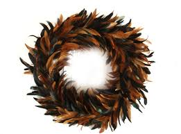 turkey feather wreath feather wreaths china yongjia feather products company limited