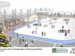 Backyard Ice Rink Plans by Carmel To Spend Millions On Ice Rink