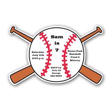 free printable baseball birthday invitations kids baseball