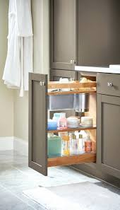 kitchen cabinet organizers pull out shelves bathroom cabinet organizers pull out storage ideas pinterest shelf