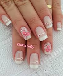 55 bow nail art ideas bow nail art flower designs and cleaning