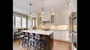 glass pendant lights for kitchen island youtube