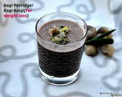 ragi porridge for weight loss