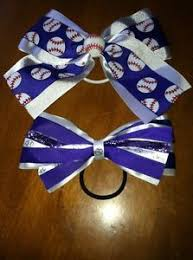 softball bows cheap softball hair bows find softball hair bows deals on line at