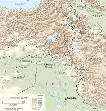 Baghdad World Map by Black Sea To Baghdad Cartogis Services Maps Online Anu