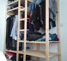 wooden wardrobe 5 steps with pictures