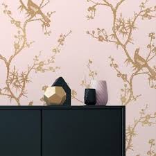 pink wallpaper for walls pink wallpaper classic and contemporary looks for your space