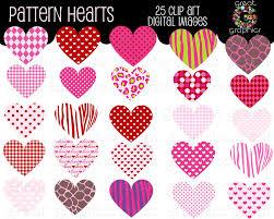 heart clipart heart clip art digital valentine clip art