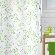 green leaf simple but nice and inexpensive shower curtains buy