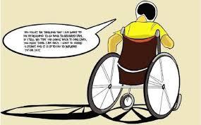 wheelchair man turning myself into a superhero bbc news