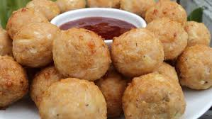 how to make chicken balls youtube
