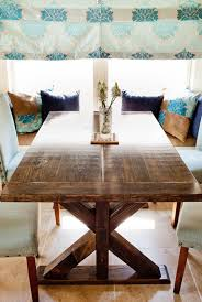 rustic dining table with bench r14 2355 trestle style dining table with benches vintage trestle