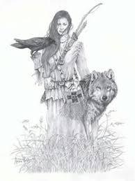 sketches of native american hunters visit artwanted com native