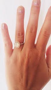 cushion cut diamond engagement rings the most perfect ring jeff cooper double halo cushion cut diamond