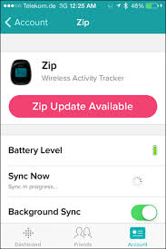 fitbit app android fitbit zip in depth review dc rainmaker