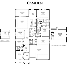 Dr Horton Single Story Floor Plans Camden Cape Coral Signature Cape Coral Florida D R Horton