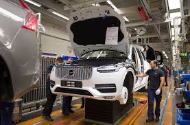 volvo sweden volvo to build next gen xc90 in us starting from 2021