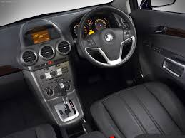 nissan navara 2006 interior holden captiva maxx 2006 picture 23 of 48