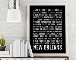 new orleans gifts etsy