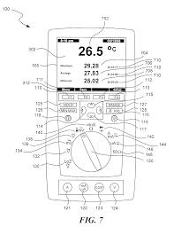 patent us8198884 mini measurement display for digital multimeter