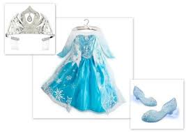disney store frozen elsa light up shoes disney store frozen elsa costume dress 7 8 tiara crown light up