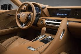 lexus lx interior 2017 2017 lc 500 with 467hp is the most dynamic lexus since the lfa 51